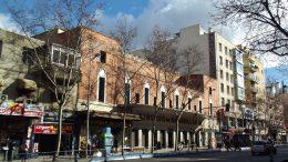 Cristaleros en Calle Bravo Murillo