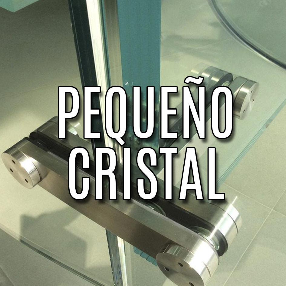 pequeño cristal