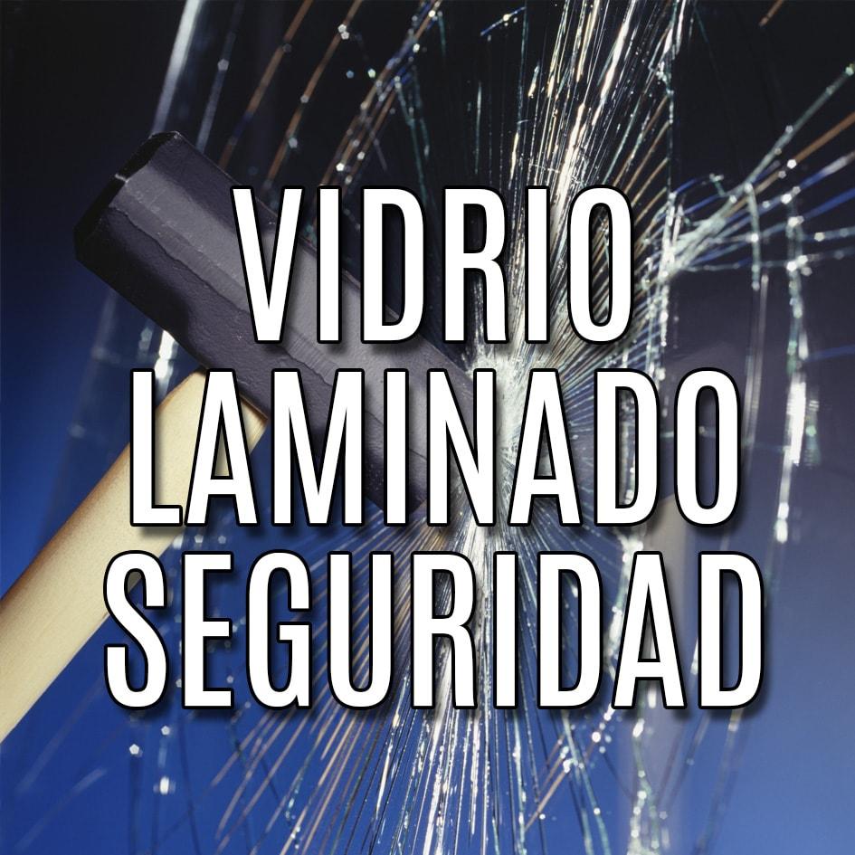 vidrio laminado de seguridad
